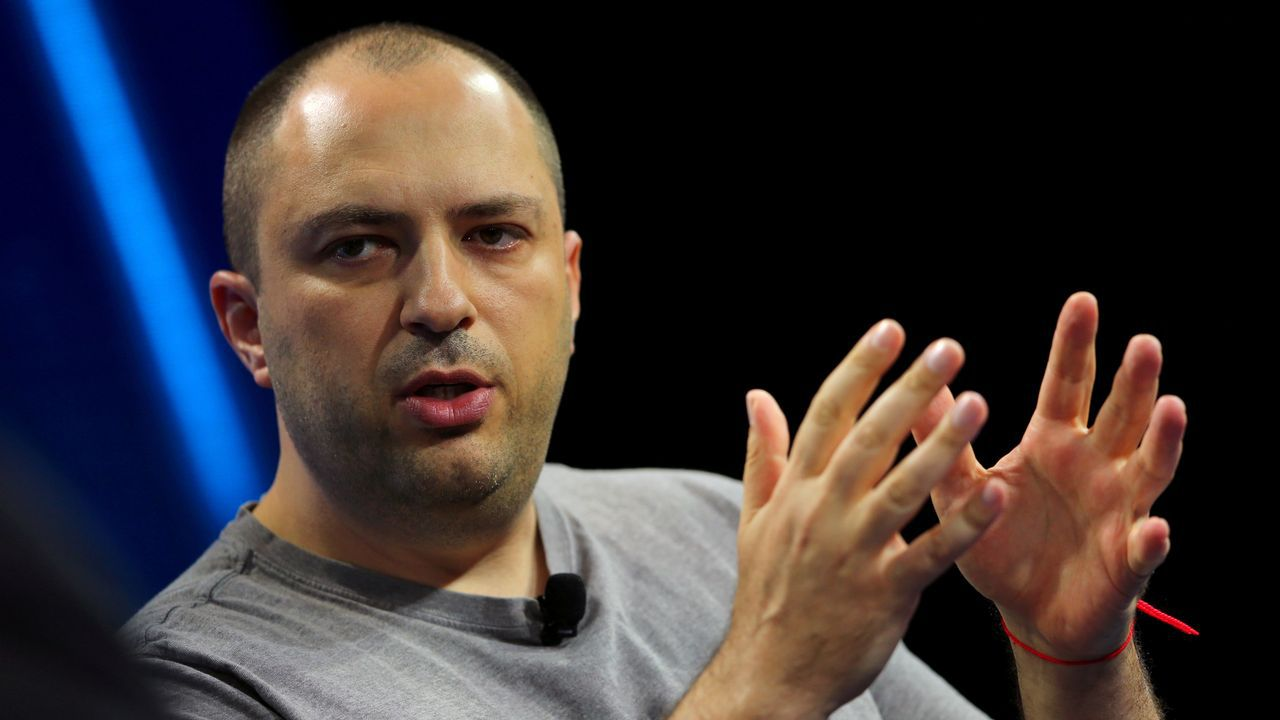.Jan Koum, cofundador y CEO de Whatsapp