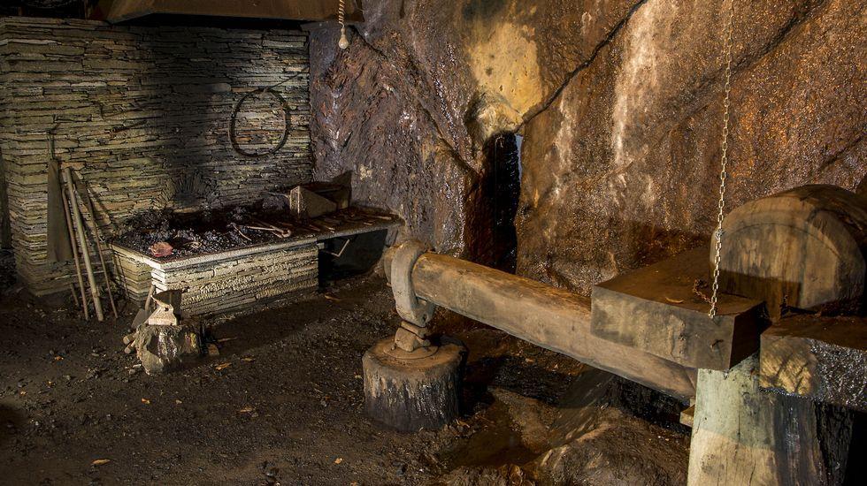 En Penacova se conserva una ferrería tradicional del siglo XVIII, una de las pocas de la provincia que han sido restauradas