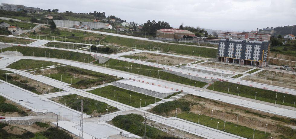 El primero de los edificios del Ofimático estará listo el mes que viene y sus propietarios quieren poder irse a vivir allí.