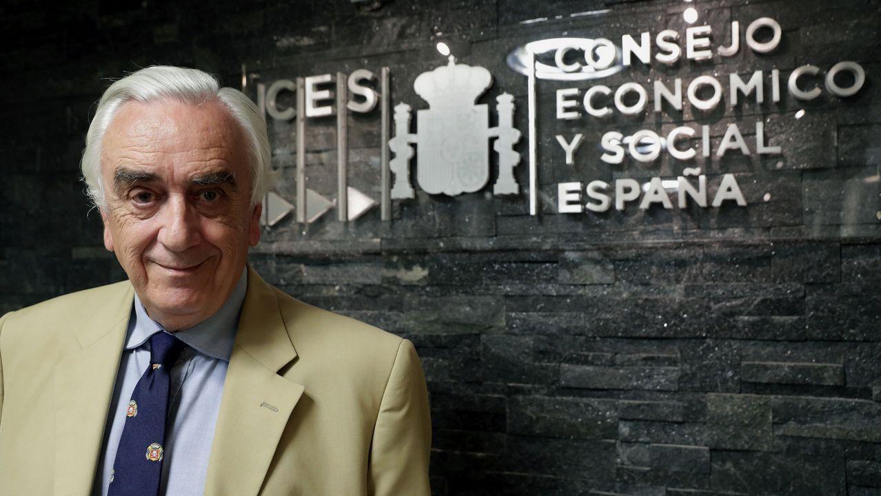 .Marcos Peña, presidente del Consejo Económico y Social