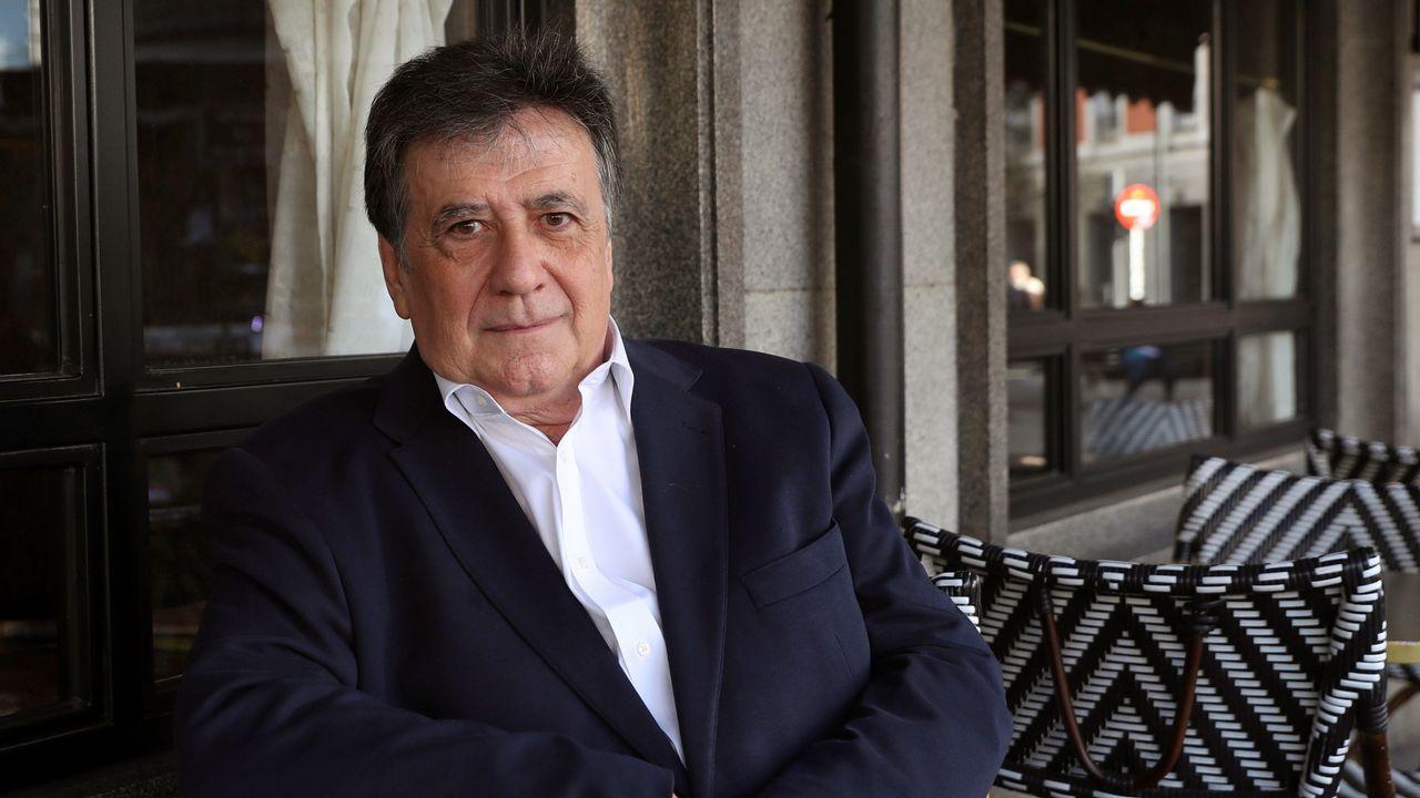 «Los españoles somos una familia mal avenida», cree Landero