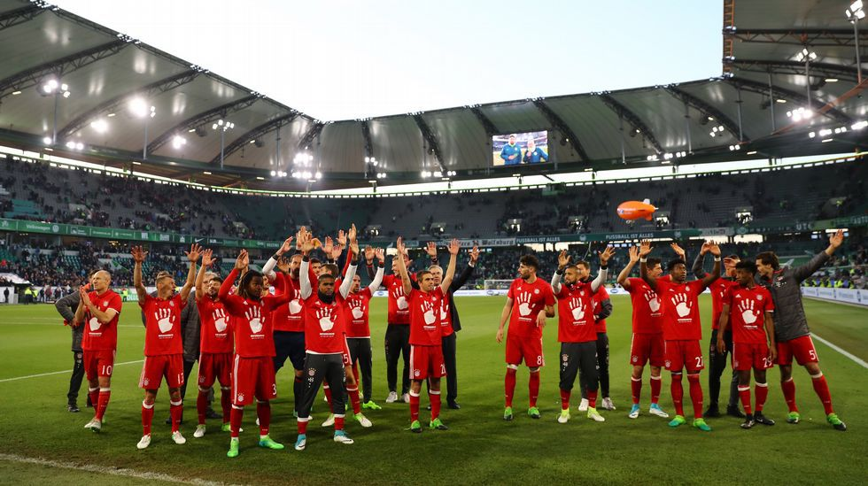 El emocionado adiós de Xabi Alonso.Alineaciones del Real Madrid - Bayern