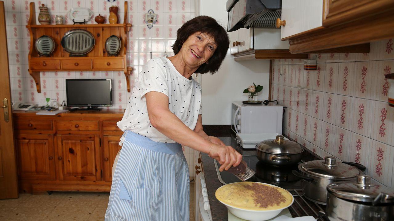 Las grabaciones de un almuerzo en el 2009 desvelan la relación entre Villarejo, Garzón y la ministra Delgado.Imagen de Jesús Cardenal en A Coruña en 2002