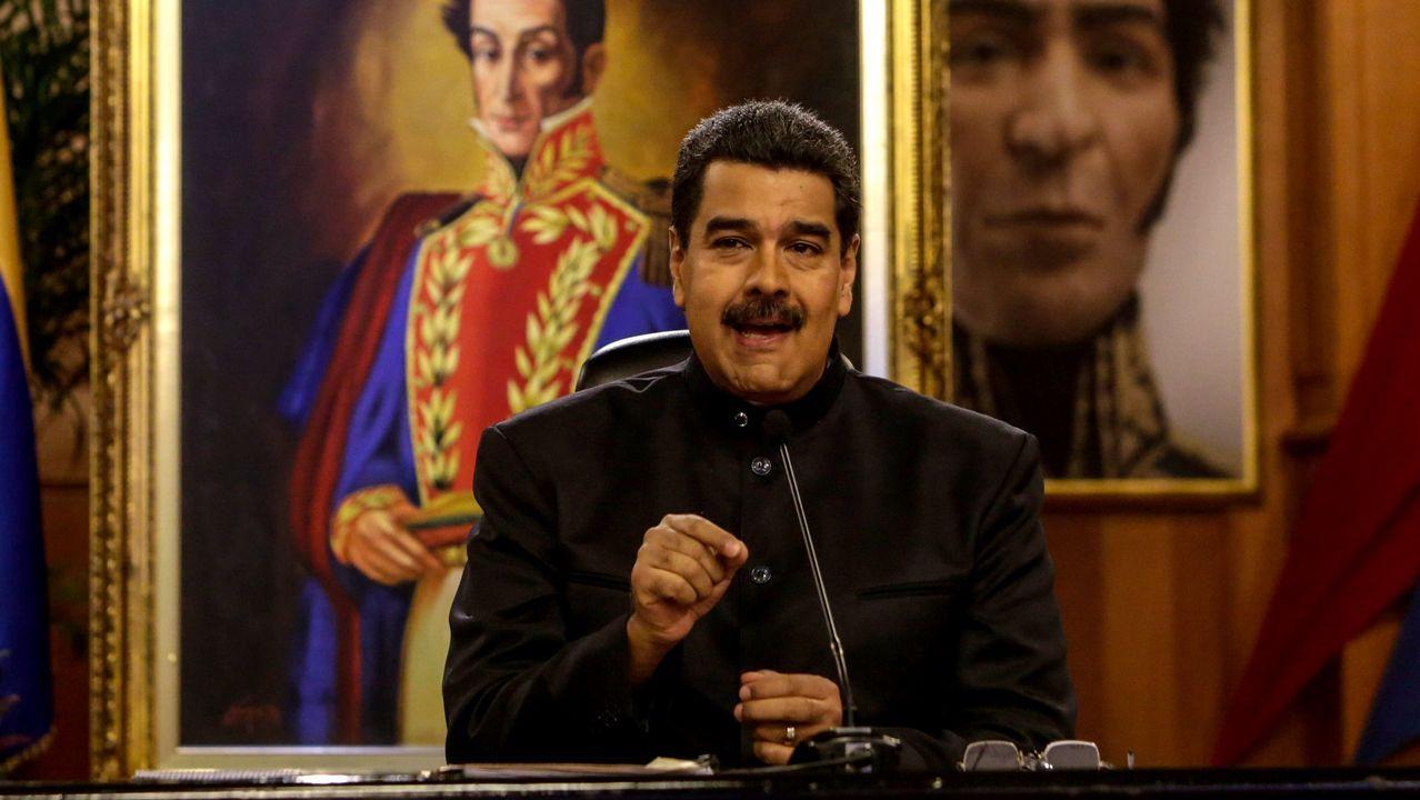 Cruce de palabras entre Nicolás Maduro y Susana Griso