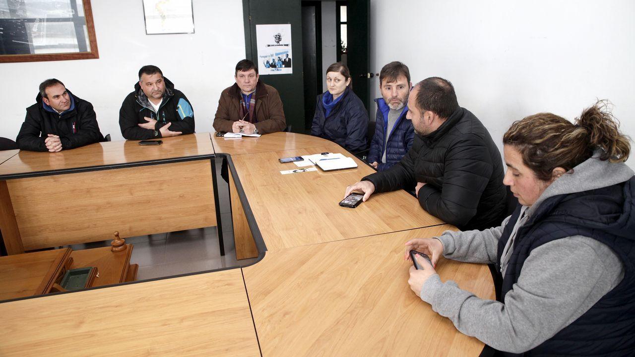 La polémica del buceo en apnea llegó al Parlamento Galego