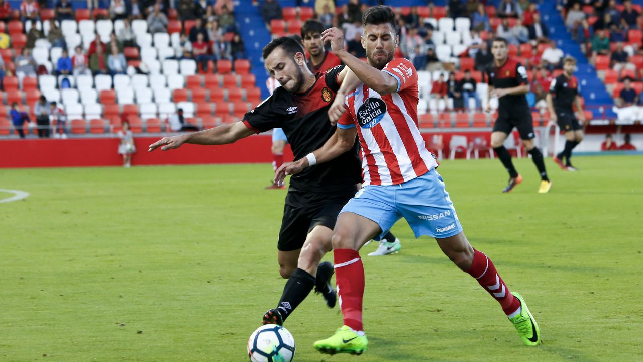 La trayectoria de Juan Domínguez en el Deportivo, en imágenes