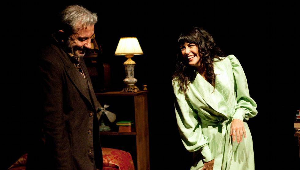 .Sara Casasnovas, Míquel Ínsua y Luma Gomez protagonizan la obra bajo la dirección de Eduardo Alonso
