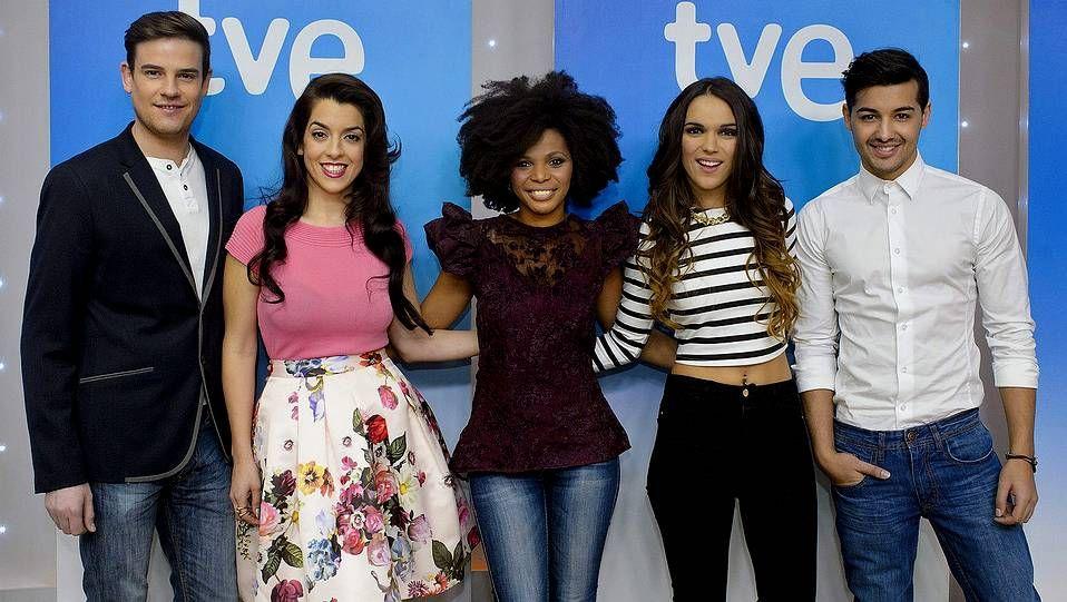 «La Voz Kids»: La actuación final de María.Raúl, Ruth Lorenzo, Brequette, La Dama y Jorge González, aspiran a representar a España en Eurovisión.