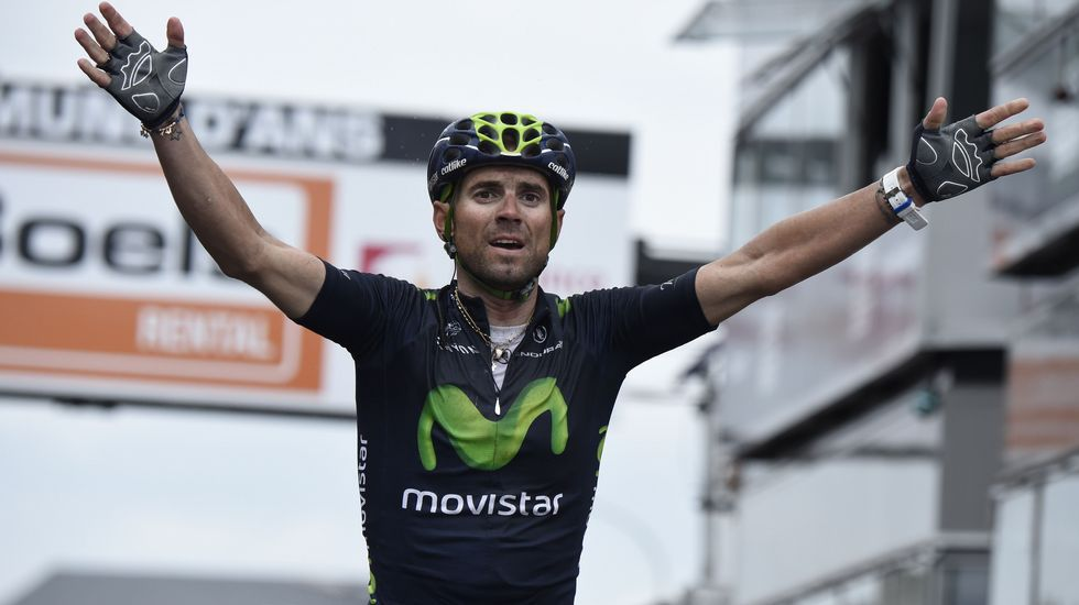 La décima etapa del Tour de Francia en imágenes.Van Garderen, antes de abandonar
