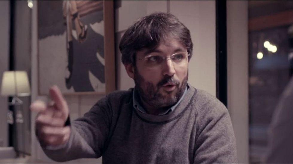 ¿Es Jordi Évole un adicto al móvil?