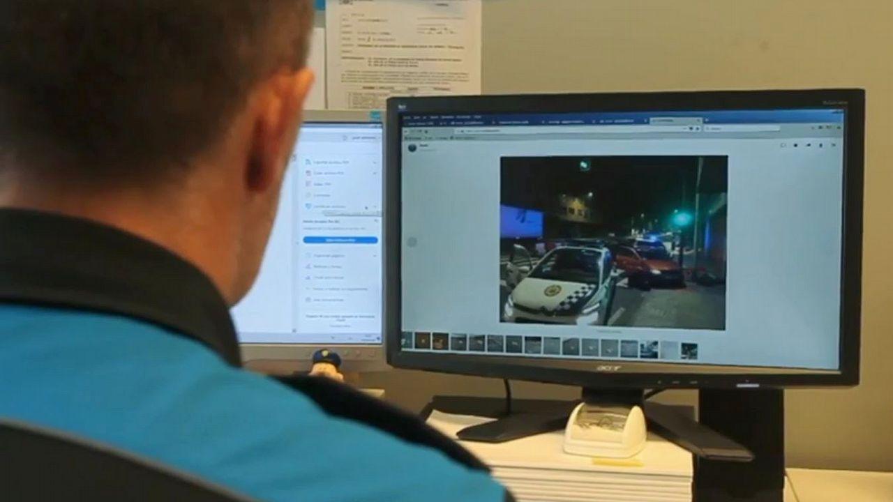 Así consiguió la policía de Ferrol detener a los dos fugitivos que huyeron durante 50 kilómetros