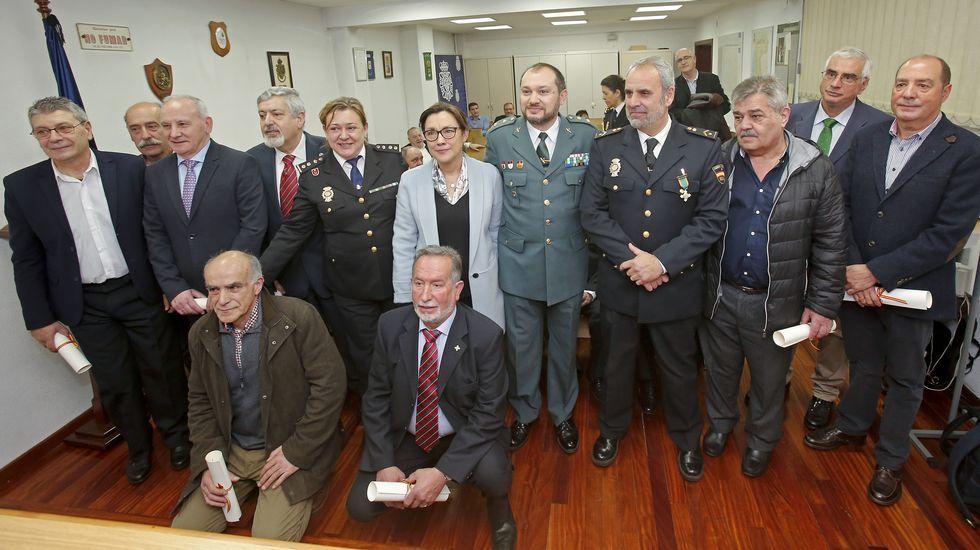 La Policía Nacional celebra su 195 aniversario
