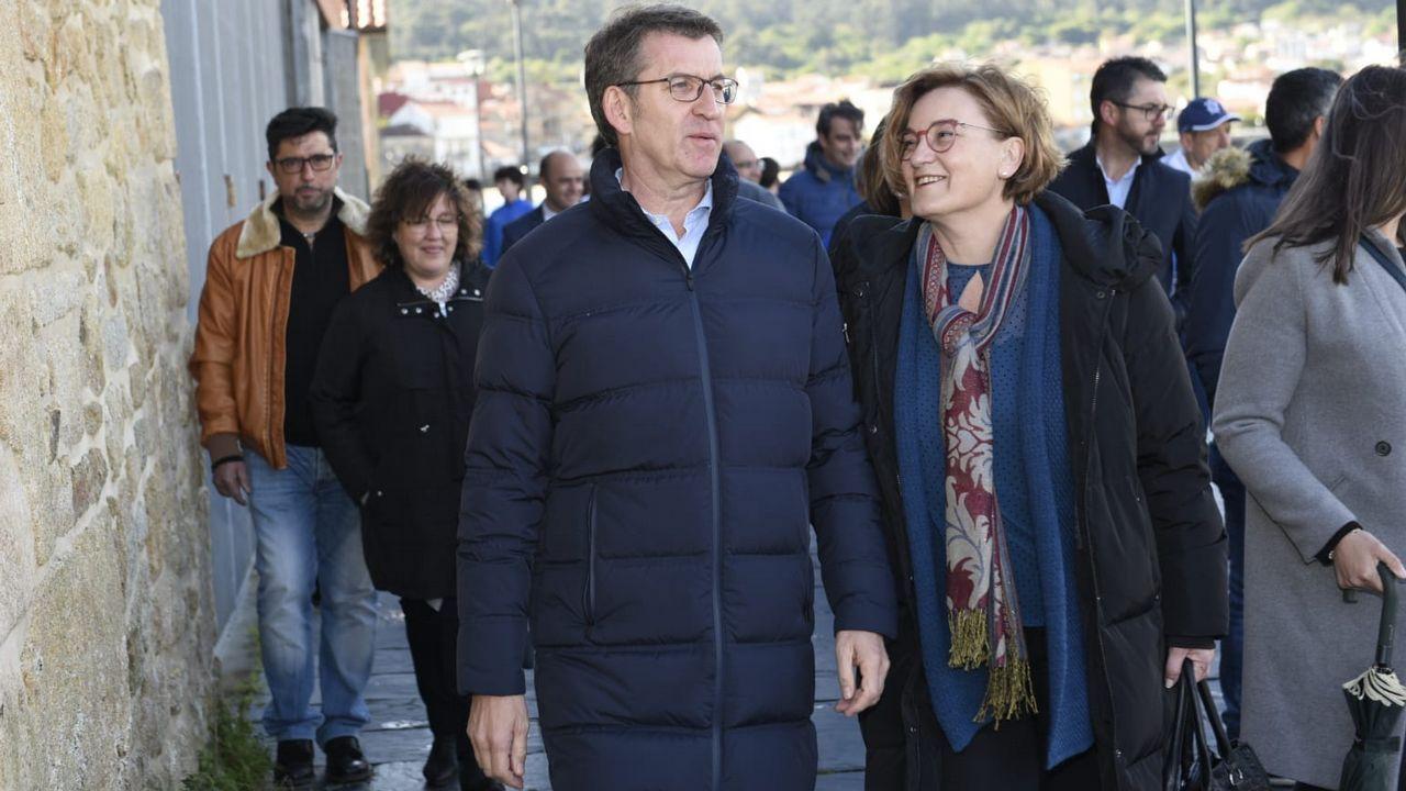 Feijoo Llama A La Unidad En Torno Al PP Porque Es «o único