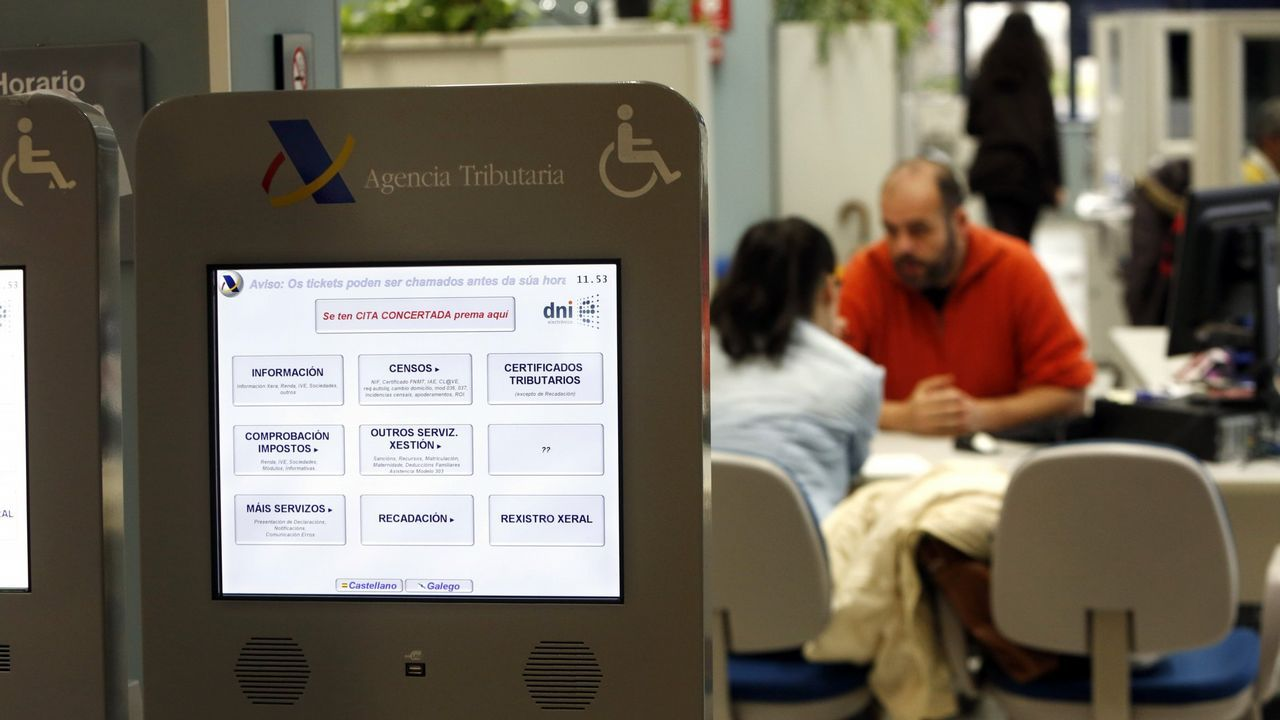 Pablo Casado se proclama nuevo presidente del Partido Popular.Agencia Tributaria