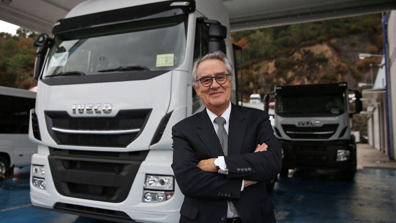 «Si conduces 40.000 kilómetros al año, tiene sentido estrenar coche cada tres».Joaquín Ocampo
