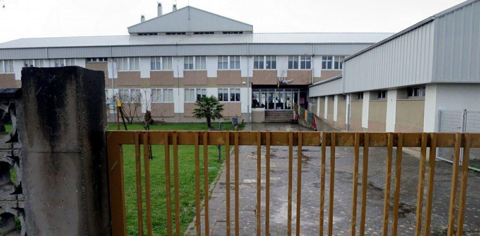 Las mujeres de Agromuralla se mueven.Los padres quieren aprovechar en una primera fase la planta superior del colegio.