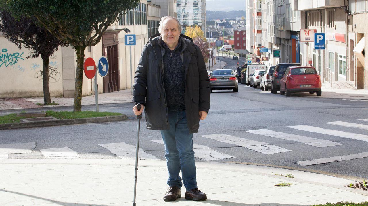 Antonio Lozano se recupera de un percance ocurrido hace tres años