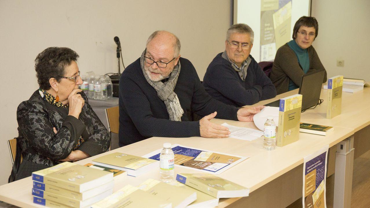As actividades do Día das Letras foron presentadas no Museo do Pobo