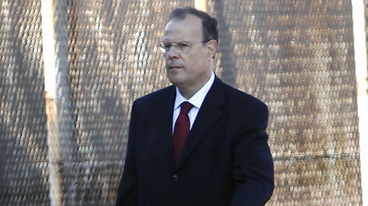 José Luis Pego, condenado también por el caso de las prejubilaciones millonarias. Ya está en la calle, aunque con varias causas pendientes