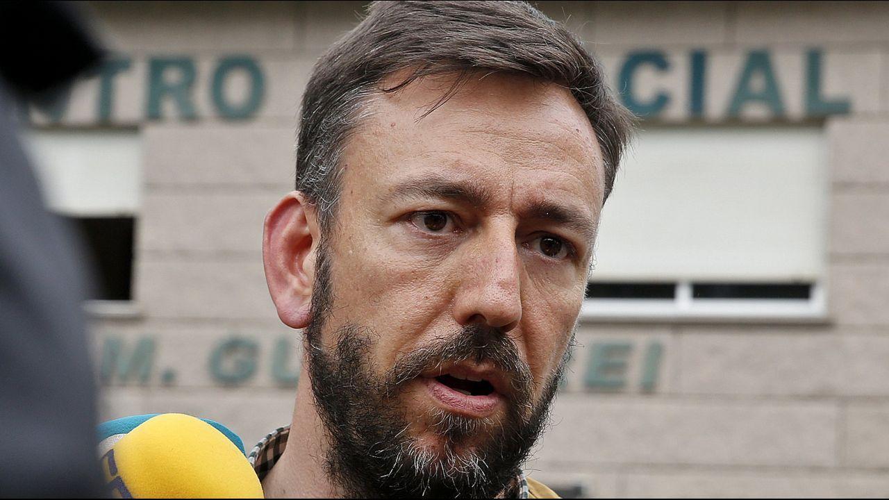 Presentación de las nuevas innovaciones de red deVodafone en Galicia.El monologuista Miguel Sincero tendrá en Galicia tres fechas, en Pontevedra, Cangas y Vigo.