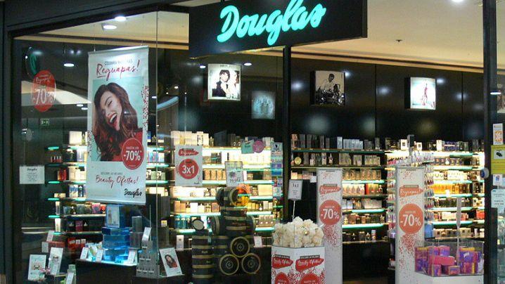 .Una tienda de Douglas