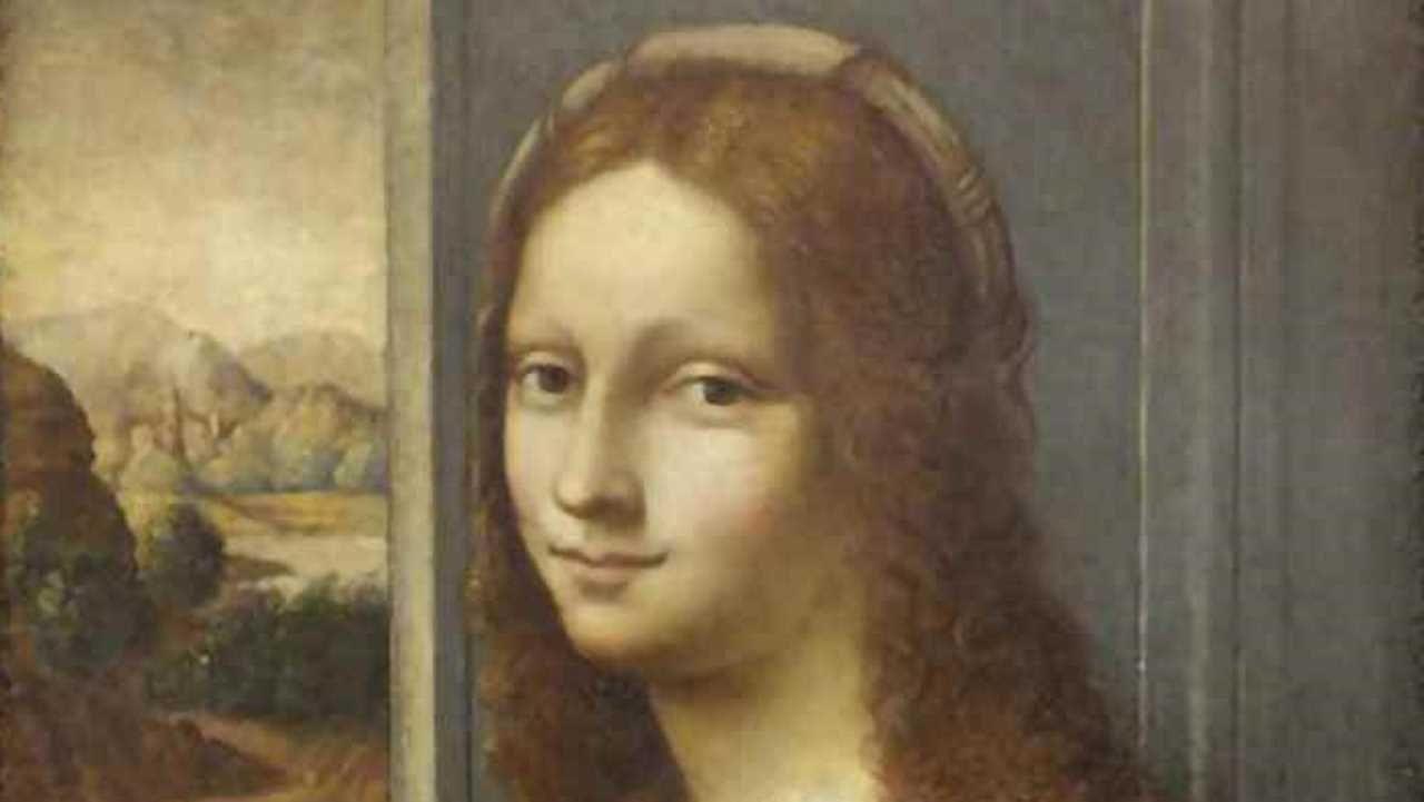 «Debemos proteger a los niños, incluso de sus padres».Detalle del lienzo «Ritratto di dama con pelliccia»