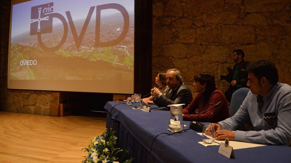 Presentación de la Estrategia Oviedo 2015