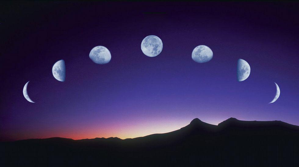 El influjo de la luna qu hay de cierto en el saber popular for Hoy hay cambio de luna
