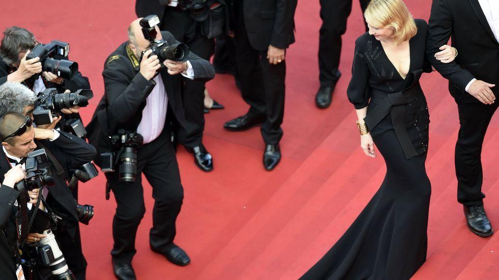 .Cate Blanchett de Armani
