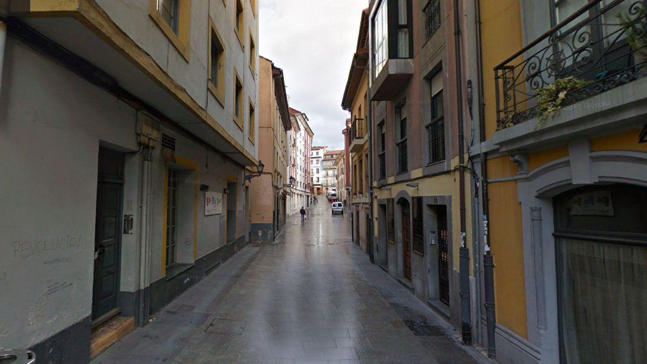 Calle del Carpio