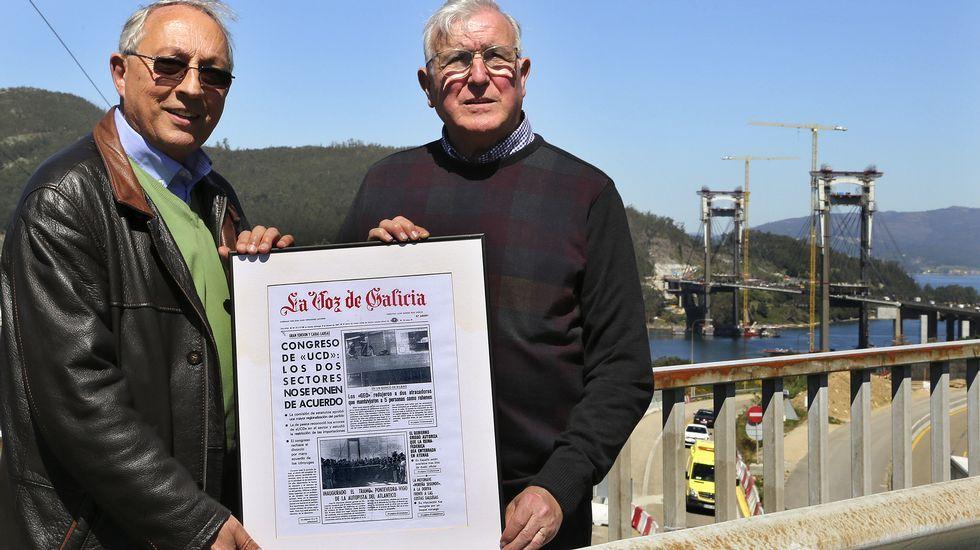 Rande: un aniversario muy especial para Vigo.