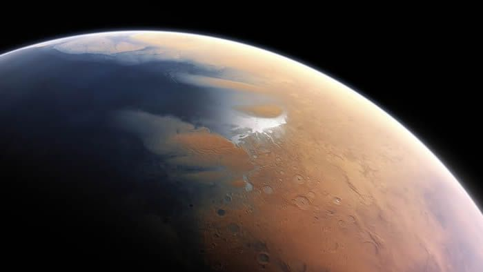 Así se convierte a Marte en un mundo habitable