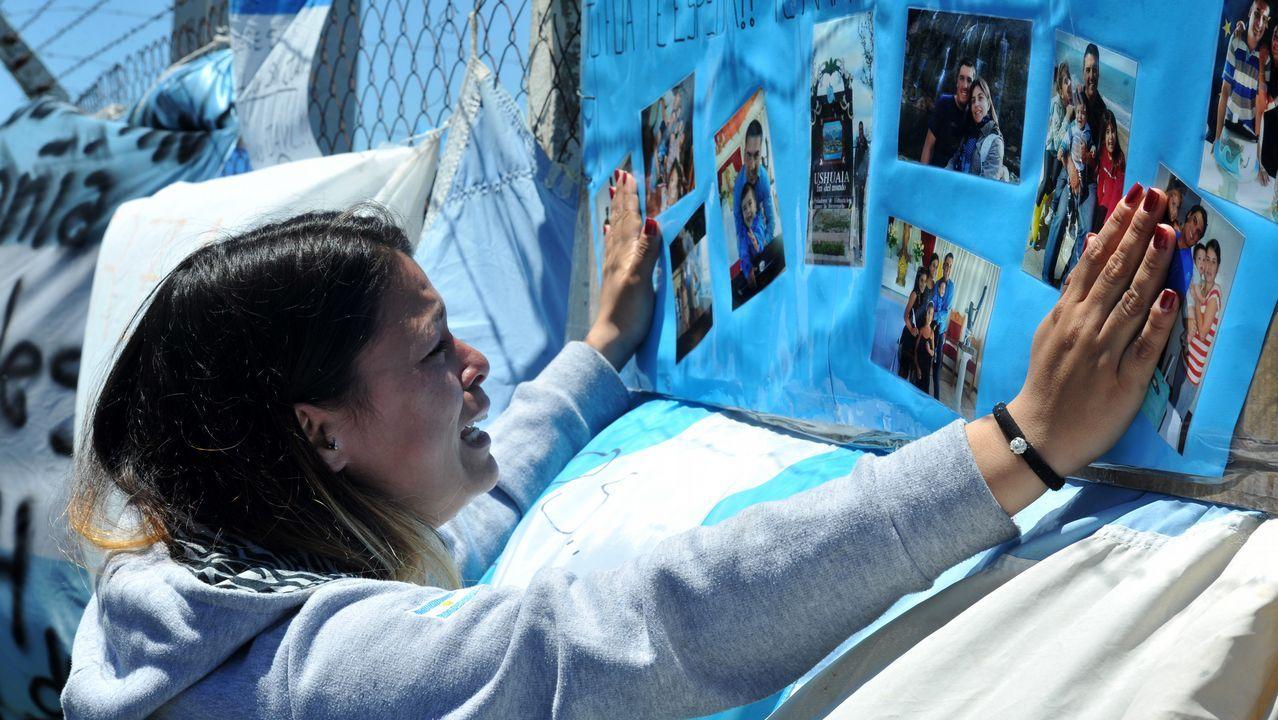 Argentina registra un ruido que podría pertenecer al submarino desaparecido