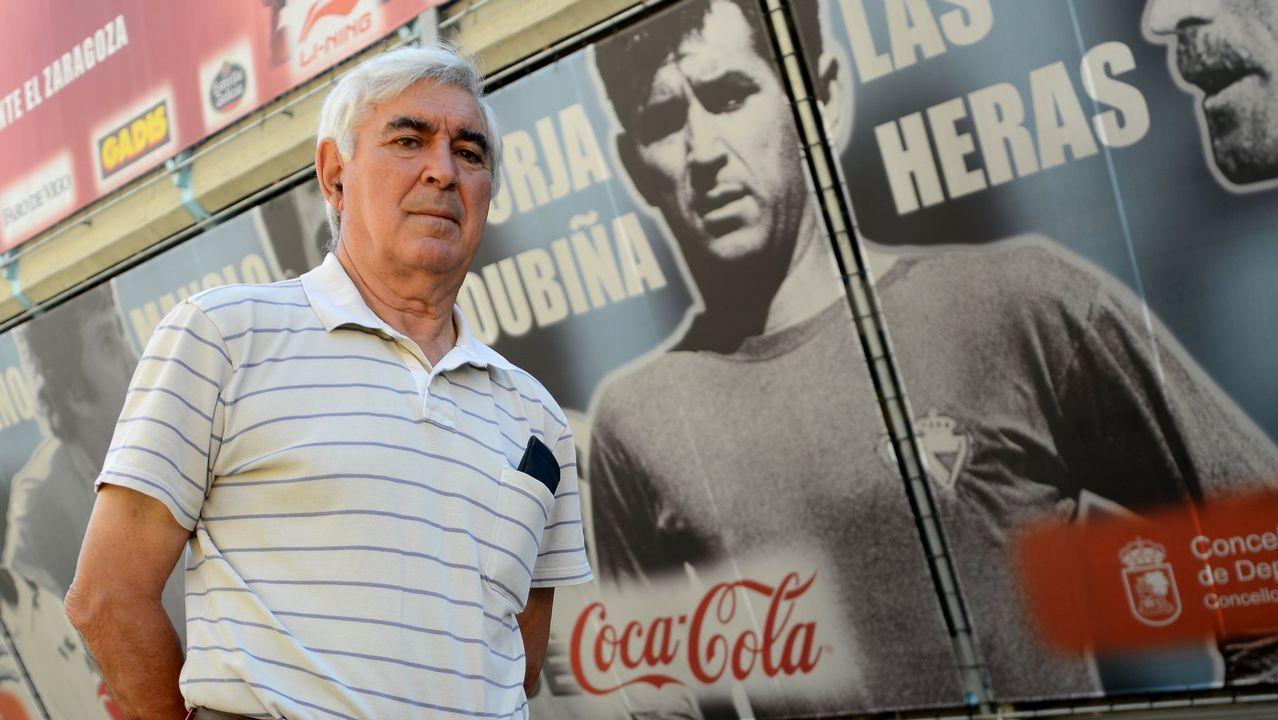 .Las Heras (1958-1969)