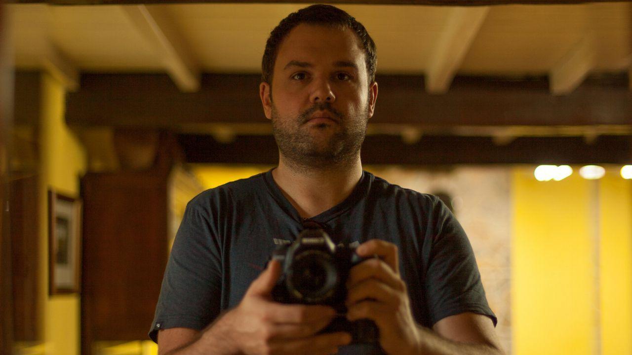 Xacio Baño, director de «Trote»