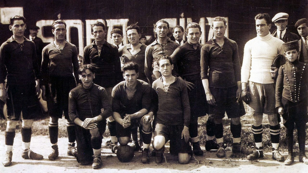 .Los inicios, en 1923