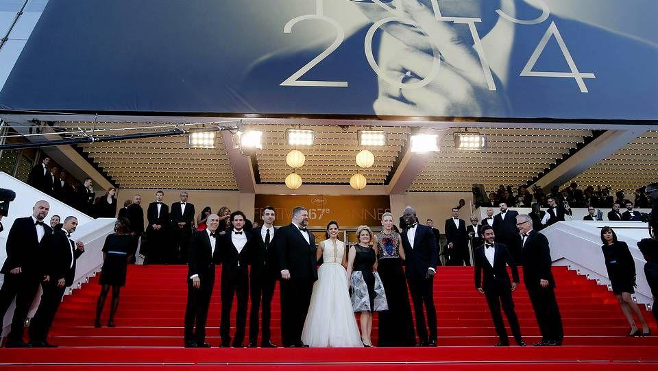 Tercera jornada del Festival de Cannes