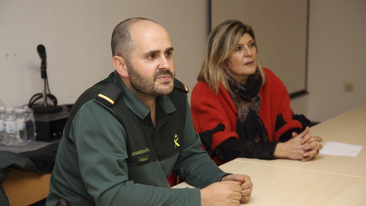 Cinco muertos en un brutal accidente en Utrera, Sevilla.El presidente del PP, Pablo Casado, en una entrevista con la agencia Efe