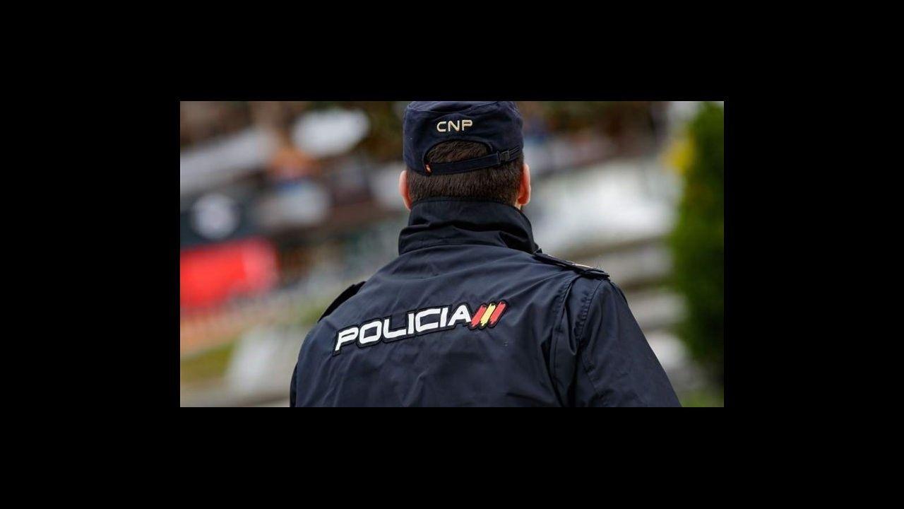 Un fallecido en un accidente de tráfico en la N-540 en Nespereira, Portomarín