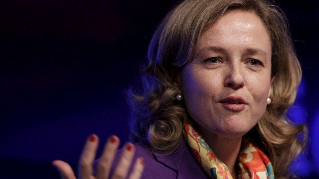 Ministerio de Economía y Empresa: Nadia Calviño