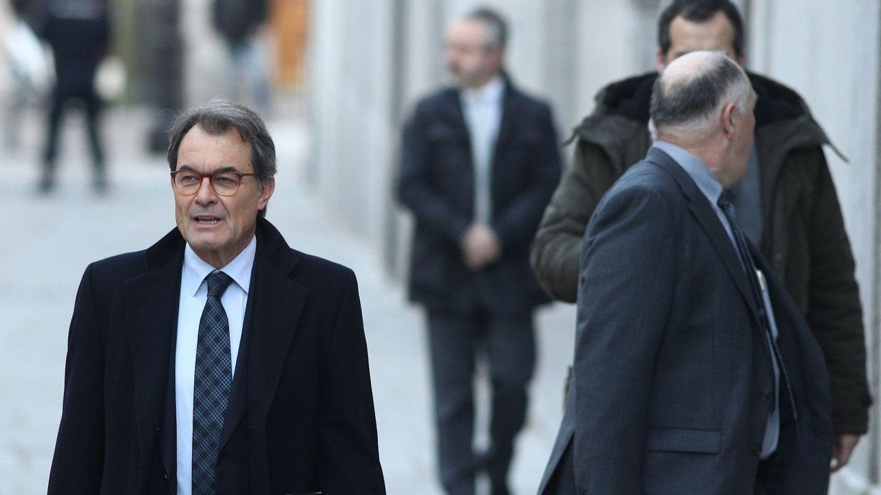 El presidente del Tribunal Supremo y del Consejo General del Poder Judicial, Carlos Lesmes
