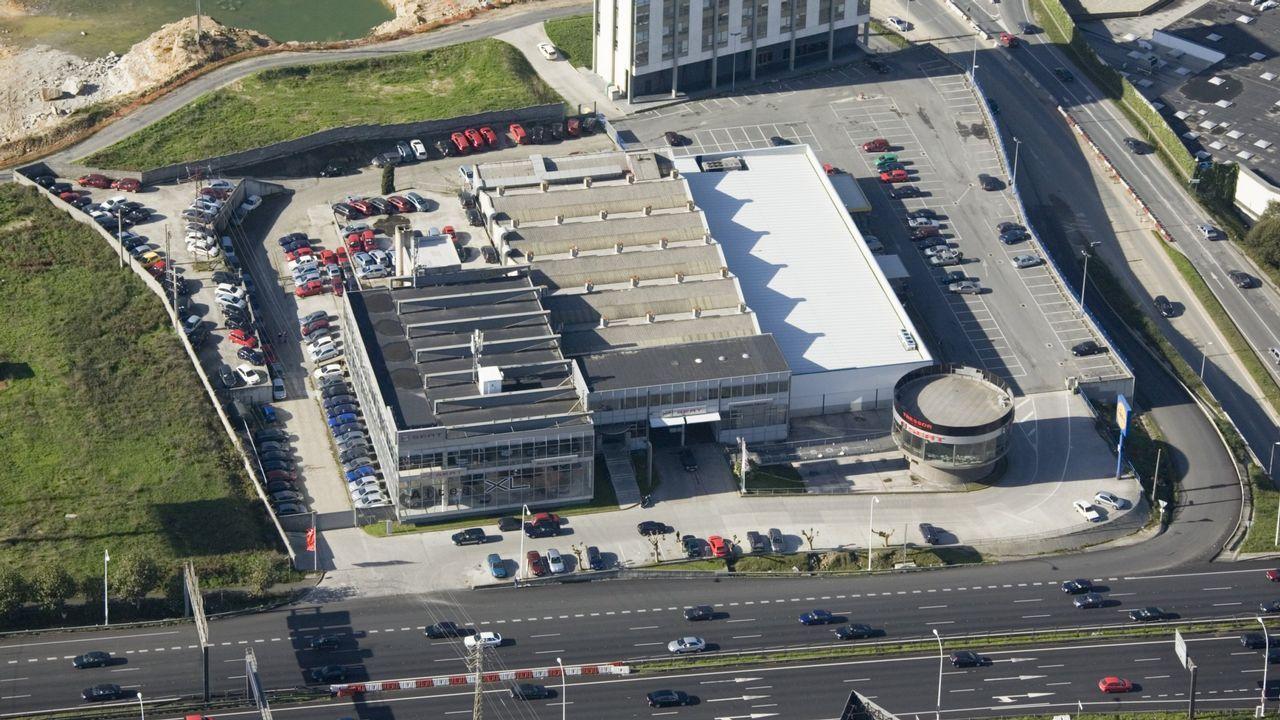 Compostela Motor compra Marineda en pleno repunte del negocio de ...