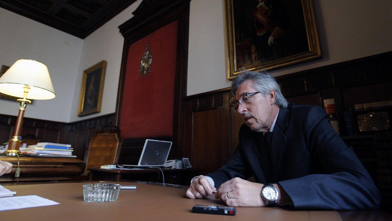 MIguel Ángel Cadenas se jubiló en abril de este año