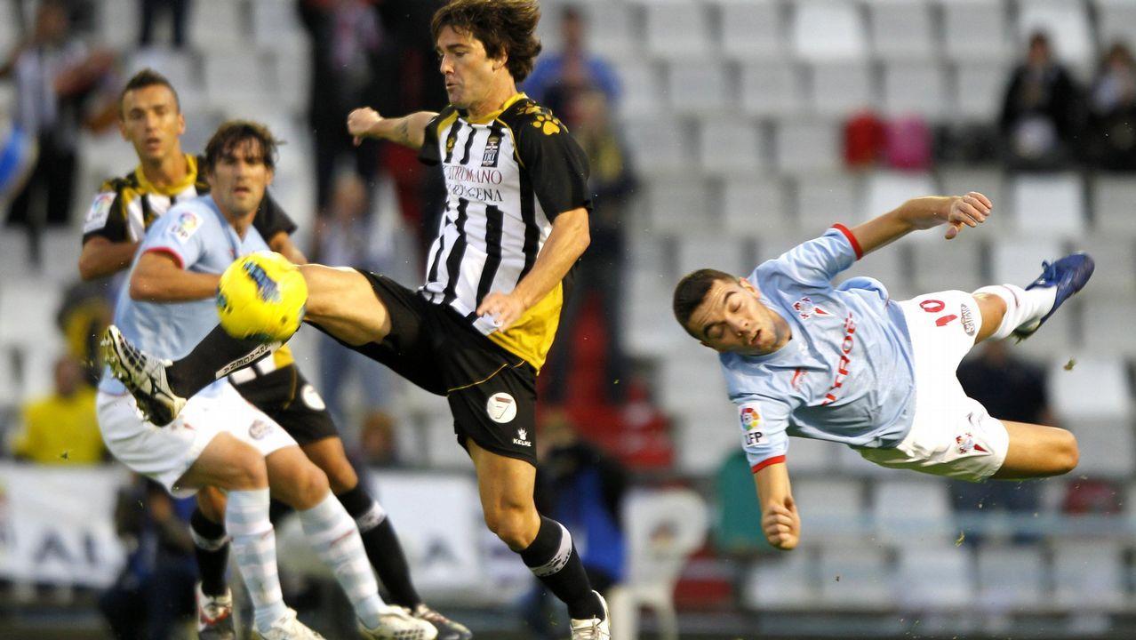 89 - Celta-Cartagena (1-0) de Segunda el 5 de noviembre del 2011