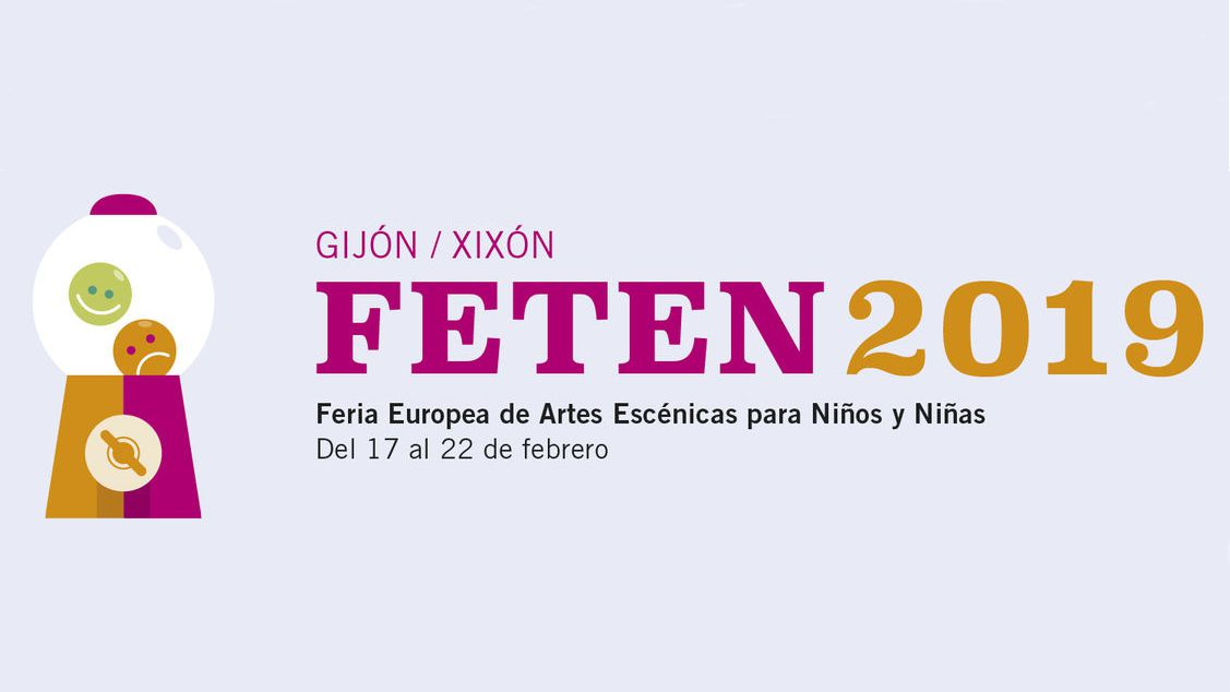 Feria Europea de Artes Escénicas para Niños y Niñas en Gijón