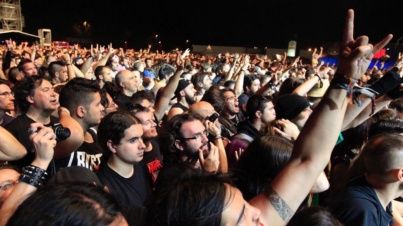 Rammstein hace historia en el Resurrection Fest