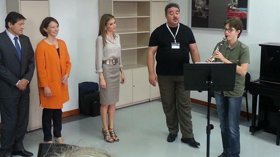 La comarca de los Oscos, Pueblo Ejemplar 2016.La Escuela Internacional de Música