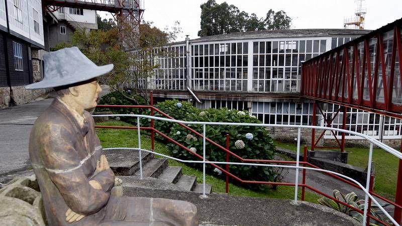 No Paraninfo da Universidade da Coruña rememorouse a figura de Andrés Dobarro.