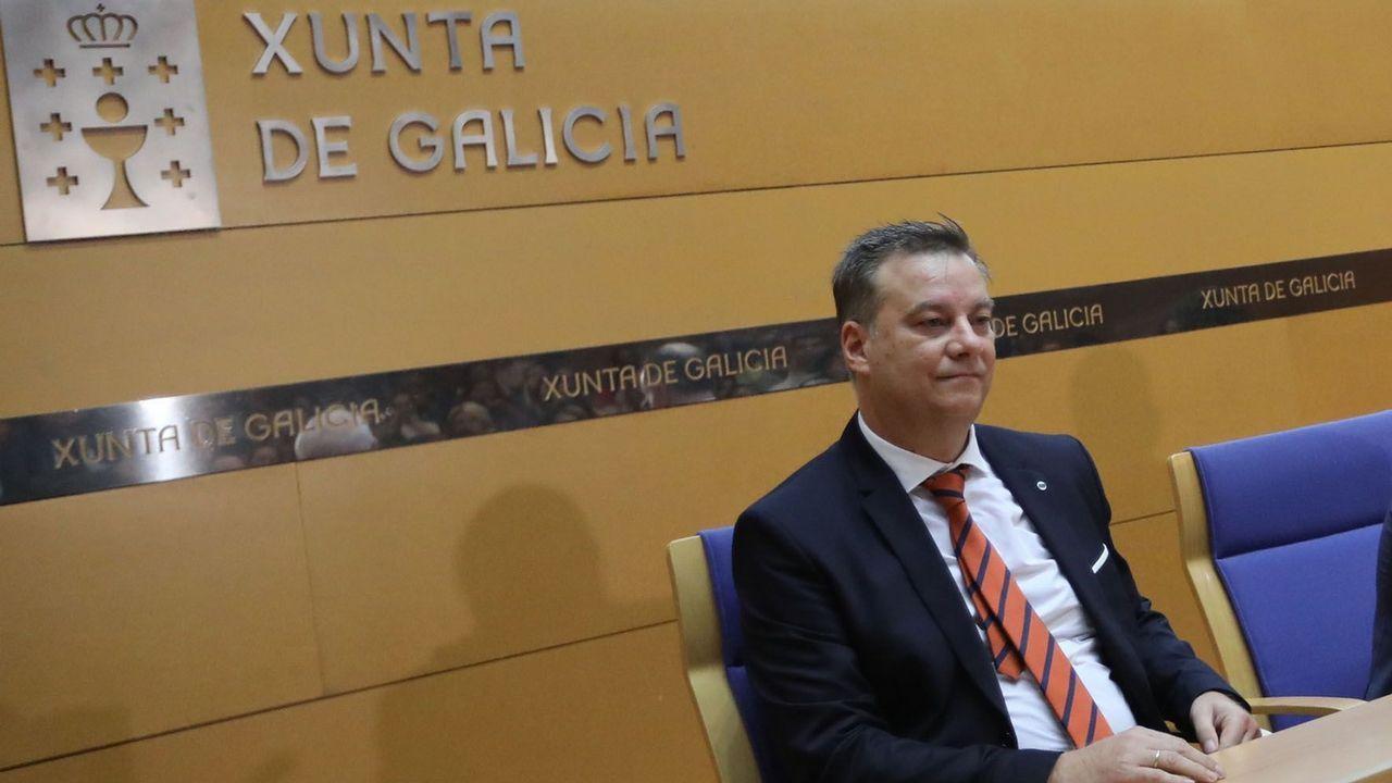 .Pedro Rascado, coordinador científico del programa