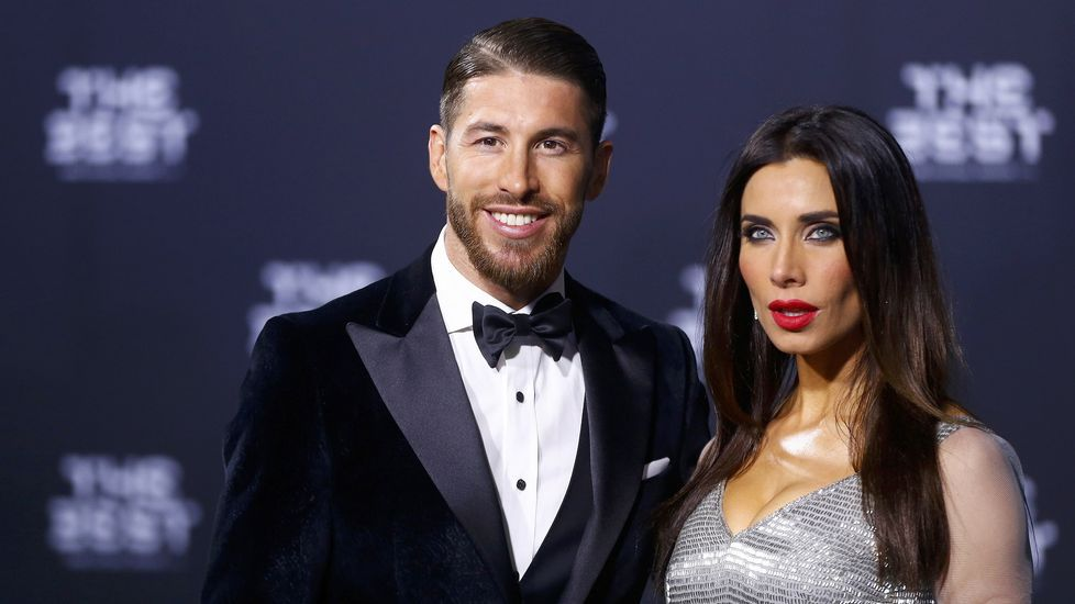 Quique González: «Si fallan Cristiano Ronaldo, Messi o Luis Suárez, cómo no vas a fallar tú».Sergio Ramos y Pilar Rubio